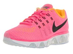 Womens Nike Air Max Tailwind 8 Running Shoes Pink BlastBlackArctic Pink 805942601 Size 9 * Details can be found by clicking on the image.