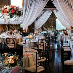 The Farm at Eagle's Ridge barn wedding. Shumaker Pdt. Weddings by JDK. Coral floral arrangements by Petals with Style Lancaster PA