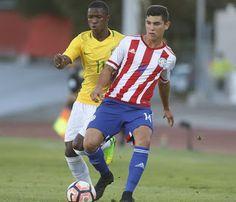Blog Esportivo do Suíço: Brasil estreia no hexagonal final do Sul-Americano Sub-17 contra o Paraguai