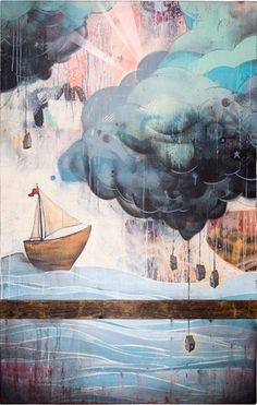 "Erik Otto, ""When it Rains, it Pours"""