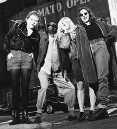 Babes in Toyland photographed by Michael Lavine, 1992.