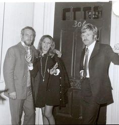 Barbra Streisand, Paul Newman, and Robert Redford