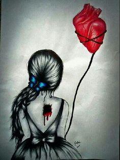 Dejar ir lo que se ama es la parte mas difícil pero algunas veces es lo correcto.