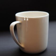 Tie Tea Mug Right Handed now featured on Fab.