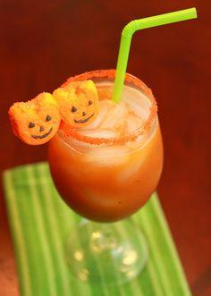 Smashing Pumpkin Margarita