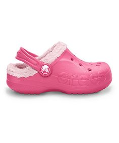 a73379bbb5793b Crocs  16.99 !!! Look what I found on  zulily! Hot Pink  amp