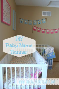 Baby Name Banner - T