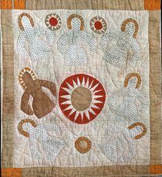 bible quilt | TEXTILE | Pinterest | Quilt, American history and ... : harriet powers bible quilt - Adamdwight.com