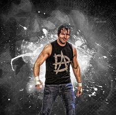 The lunatic fringe, Dean Ambrose.