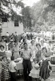 Little Cove Baptist Church Life In The 1950s, Southern Gothic, Good Old, Old Photos, Nashville, Tennessee, The Neighbourhood, Dolores Park, Places To Visit