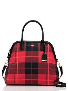 kate spade.... Pine Cones and Acorns: Tartan Love, Tartan Parade