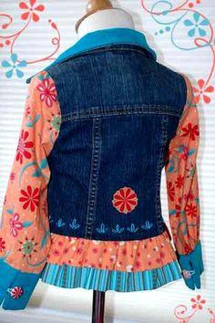The Stash Buster Denim Jacket