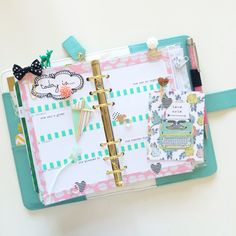 Pocketful of Sparkles- Planner ideas