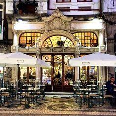 """alma-portuguesa:  """"  Majestic Café, Porto  by: oportocool  """""""