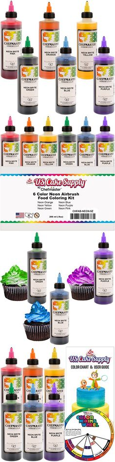 AmeriColor Soft Gel Paste Student Kit 2, Set Of 12 AmeriC... https ...