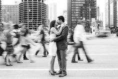 really cute engagement photo idea