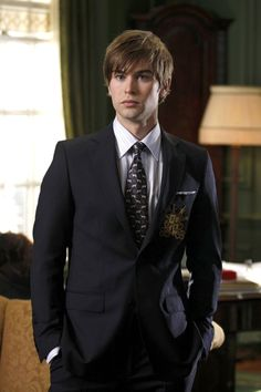 Image uploaded by Danna Hearts 🖤. Find images and videos about gossip girl and nate archibald on We Heart It - the app to get lost in what you love. Nate Archibald, Chace Crawford, Chuck Bass, Nate Gossip Girl, Gossip Girls, Girls Tv Series, Preppy Boys, Jenny Humphrey, Look Girl