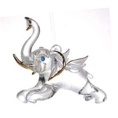 StealStreet SS-UG-HG-682 Flying Elephant Decoration Figurine Add it to your wishlist at yourwishfromme.com