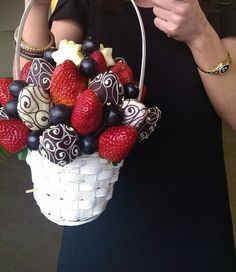 Bouquets Frutti bouquets of fresh fruit! | VK
