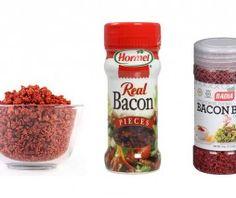 Cómo hacer bacon bits o bacon crujiente