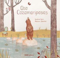Oso Cazamariposas. Sussana Isern. OQO, 2012