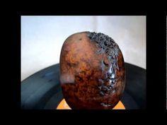 Tabakpfeifen Klaus Zenz Austria - Zenz Pipes - Elefantenfuss Elephant Foot - YouTube