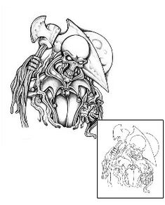This Evil tattoo design from our Horror tattoo category was created by Jason Kalapp. This tattoo design Includes a printable full size color reference, and exact matching stencil. More Artists trust Tattoo Johnny than any other brand. Johnny Was, Cool Tattoos, Stencils, Trust, Tattoo Designs, Horror, Printable, Number, Artists