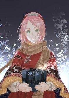 Sakura - Gift for Christmas Day ^^