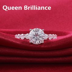 Ring. 2 Carat Lab Grown Diamond Engagement Wedding Ring14K 585 White Gold For WomenDeep discounts on over 300 products that enhance your life from day to day! Items for men and women of all ages, also teenagers. Take a look at our #jewelry #handbags #outerwear #electronicaccessories #watches #umbrellas #gpspettracker  #sunglasses #electronicaccesories #Manmadediamomds