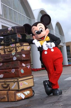 Yay Mickey! Disney Cruise next year....so excited.