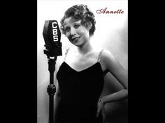 Annette Hanshaw - Button Up Your Overcoat - YouTube