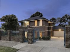 Photo of a brick house exterior from real Australian home - House Facade photo 655471