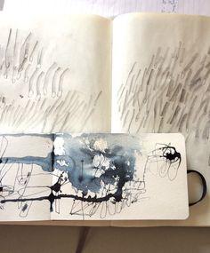 Sketchbooks.