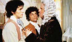FARINELLI: IL CASTRADO, from left: Stefano Dionisi, Enrico Lo Verso, Jeroen Krabbe, 1994, © Sony Pictures Classics