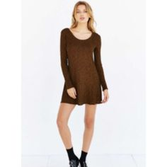Urban Outfitters Camper Sweater Dress