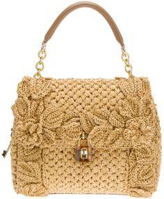 Сумочка Dolce & Gabbana. Обсуждение на LiveInternet - Российский Сервис Онлайн-Дневников
