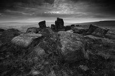 Kinder Stones - Mono Landscapes