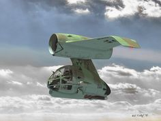 Steampunk Airship, Dieselpunk, Concept Ships, Concept Cars, Ww2 Aircraft, Military Aircraft, Luftwaffe, Flying Vehicles, Experimental Aircraft