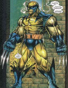 Wolverine, Stephen Platt
