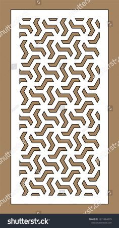 Find Laser Cutting Arabesque Vector Panel Template stock images in HD and millions of other royalty-free stock photos, illustrations and vectors in the Shutterstock collection. Laser Cut Patterns, Stencil Patterns, Stencil Designs, Pattern Art, Pattern Design, Cnc Cutting Design, Laser Cutting, Temple Design For Home, Jaali Design