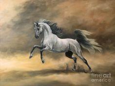 Jeanne Newton Schoborg - Horse Art Framed Art and Horse Art Framed Prints for Sale