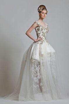 Krikor Jabotian 2013 collection - Couture