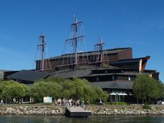 Vasa Museum, Stockholm, Sweden