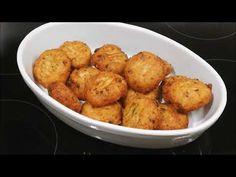 Je ne peux plus me passer de ces beignets croustillants au thon - YouTube Yams, Potatoes, Vegetables, Recipes, Drizzle Cake, Pastries, Cooking Food, Potato, Veggies