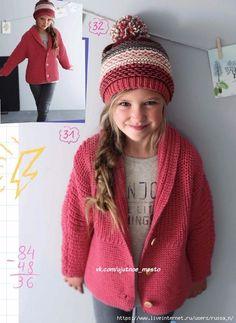 bzjwONH1mRA (511x700, 261Kb) Knitting For Kids, Crochet Hats, Fashion, Winter Hats, Tejidos, Knitting Hats, Moda, Crocheted Hats, Fasion
