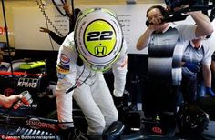 Jenson Button posted a heartfelt message to his family, friends and supporters on Sunday
