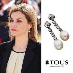 TOUS JEWELERS Earrings - Queen Letizia
