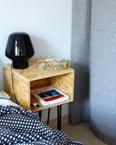 Fabriquer une table d'appoint / DIY déco