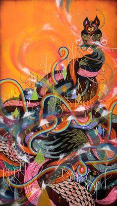 SUPAKITCH - REALITY DREAM - DAVID BLOCH GALLERY  http://www.widewalls.ch/artwork/supakitch/reality-dream/  #Acrylic