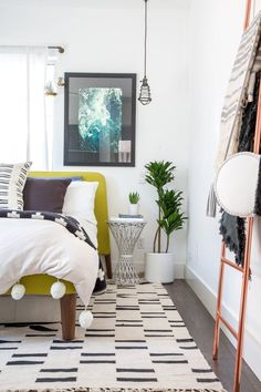 Combination of Vintage & Modern via Apartment TherapySame house with different decor can be found here www.gravityhomeblog.com   Instagram   Pinterest